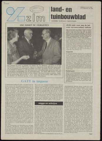 Zeeuwsch landbouwblad ... ZLM land- en tuinbouwblad 1990-06-15