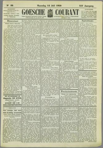 Goessche Courant 1930-07-14