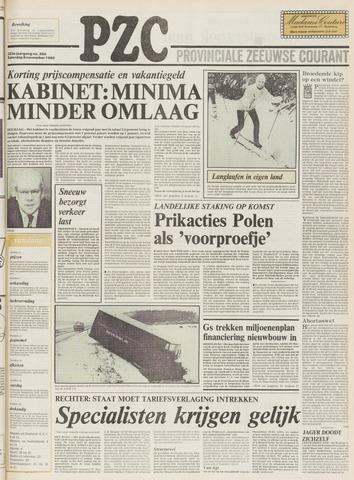 Provinciale Zeeuwse Courant 1980-11-08