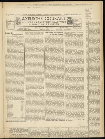 Axelsche Courant 1946-09-21