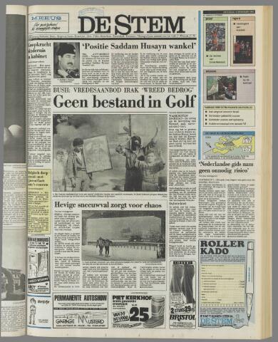 de Stem 1991-02-16