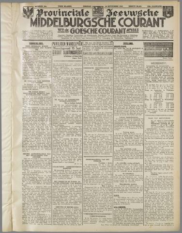 Middelburgsche Courant 1937-09-14