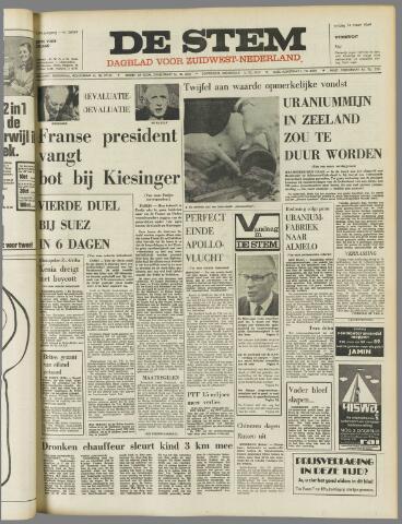 de Stem 1969-03-14