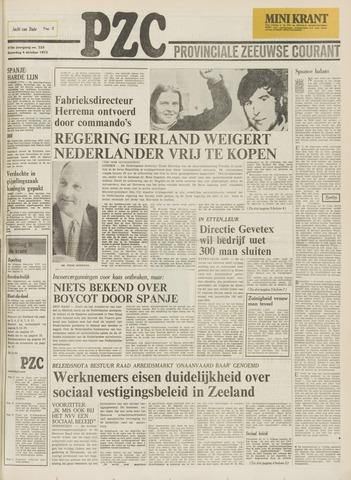 Provinciale Zeeuwse Courant 1975-10-04