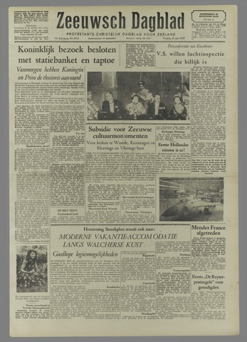 Zeeuwsch Dagblad 1957-05-24