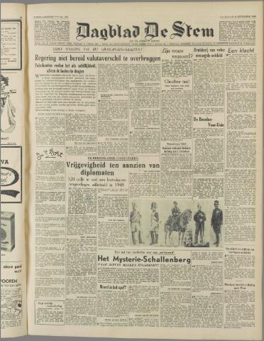 de Stem 1949-09-30