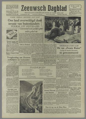 Zeeuwsch Dagblad 1957-04-20