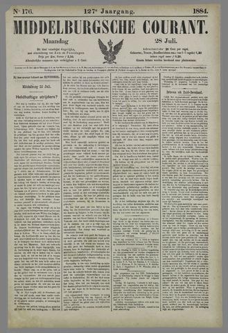 Middelburgsche Courant 1884-07-28
