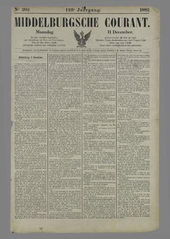 Middelburgsche Courant 1882-12-11