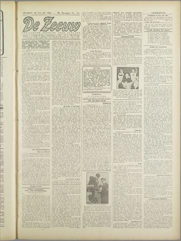 De Zeeuw. Christelijk-historisch nieuwsblad voor Zeeland 1944-03-14