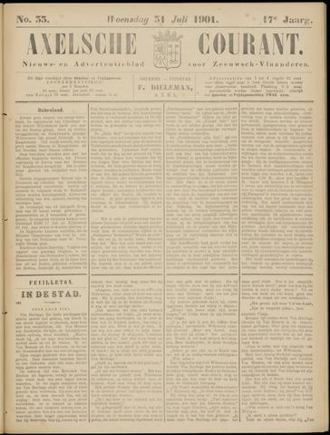 Axelsche Courant 1901-07-31