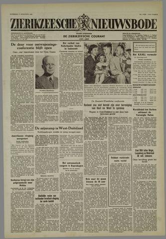 Zierikzeesche Nieuwsbode 1955-08-06