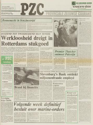 Provinciale Zeeuwse Courant 1983-03-19