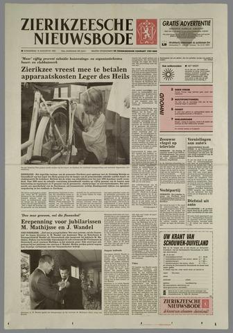 Zierikzeesche Nieuwsbode 1993-08-19