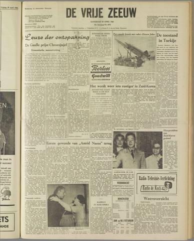 de Vrije Zeeuw 1960-04-30