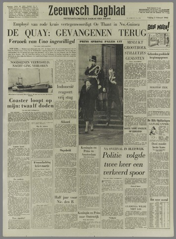 Zeeuwsch Dagblad 1962-02-02