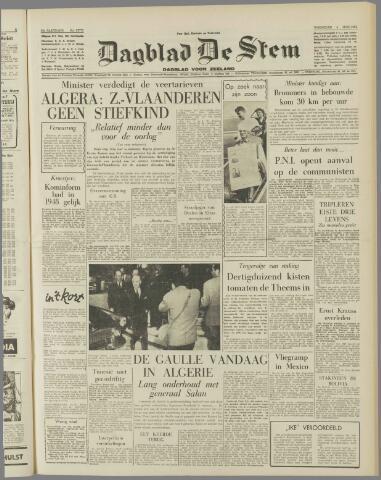 de Stem 1958-06-04