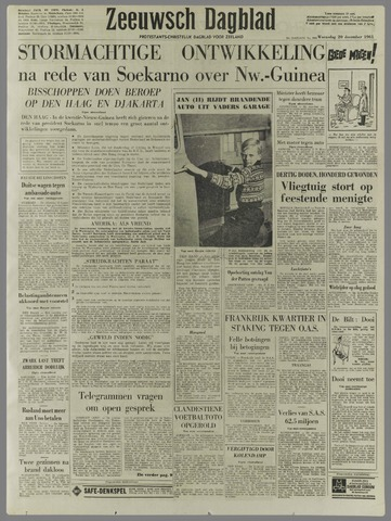 Zeeuwsch Dagblad 1961-12-20