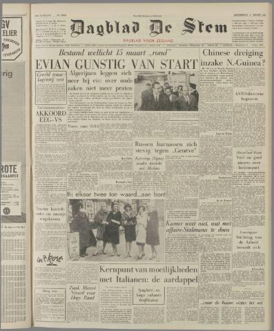 de Stem 1962-03-08