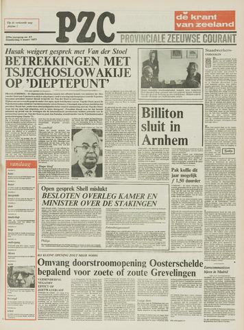Provinciale Zeeuwse Courant 1977-03-03