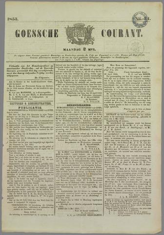 Goessche Courant 1853-05-02