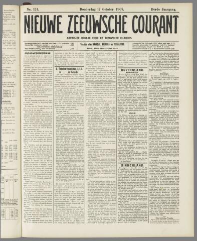 Nieuwe Zeeuwsche Courant 1907-10-17