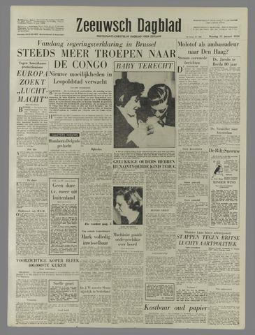 Zeeuwsch Dagblad 1959-01-13