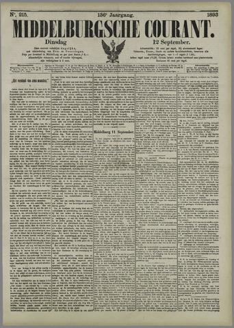 Middelburgsche Courant 1893-09-12