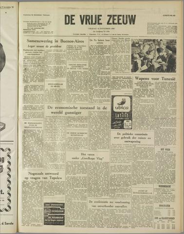 de Vrije Zeeuw 1958-11-14