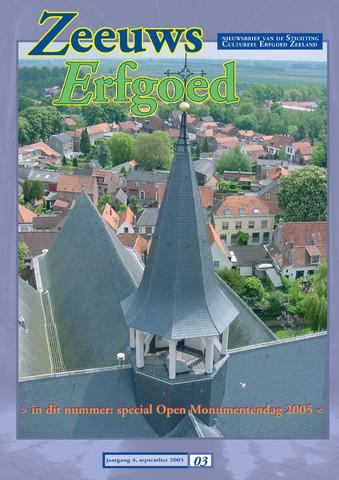 Zeeuws Erfgoed 2005-09-01