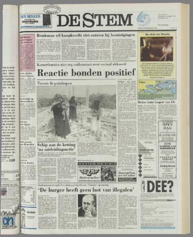de Stem 1992-11-13