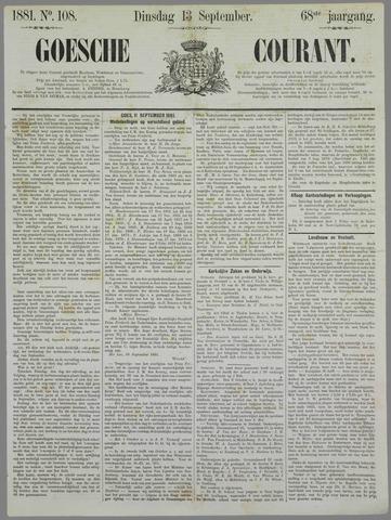 Goessche Courant 1881-09-13