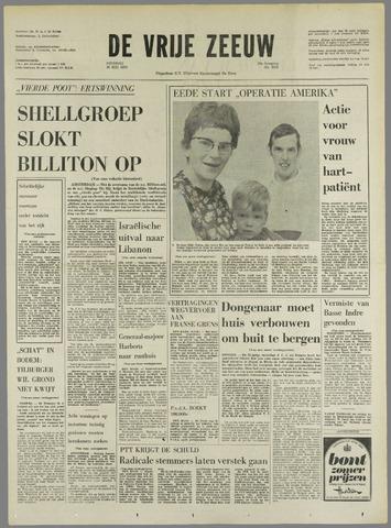 de Vrije Zeeuw 1970-05-26