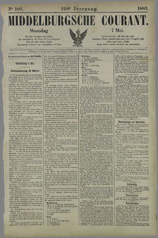 Middelburgsche Courant 1883-05-07