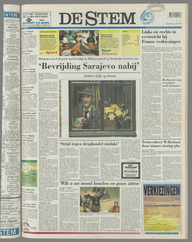 de Stem 1995-06-12