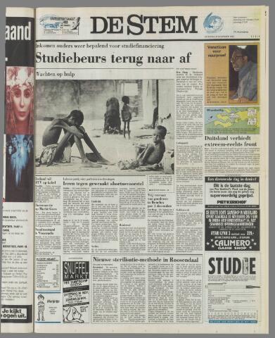 de Stem 1992-11-28