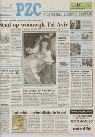 Provinciale Zeeuwse Courant 1991-01-23
