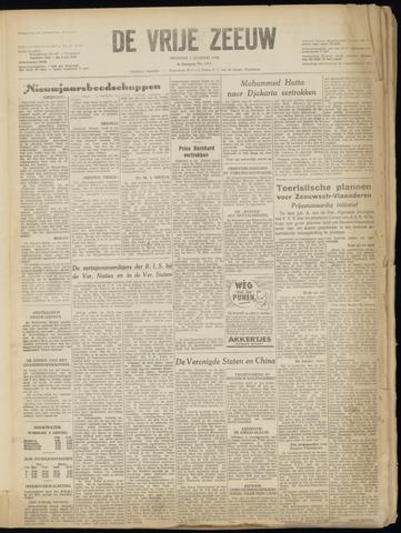 de Vrije Zeeuw 1950-01-03