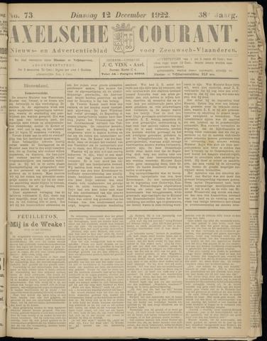 Axelsche Courant 1922-12-12