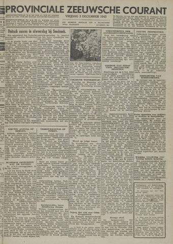 Provinciale Zeeuwse Courant 1943-12-03