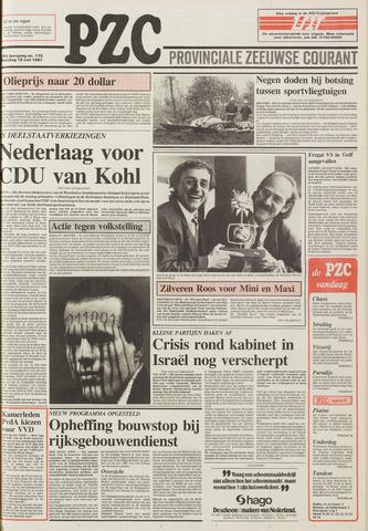 Provinciale Zeeuwse Courant 1987-05-18