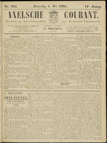 Axelsche Courant 1895-05-04