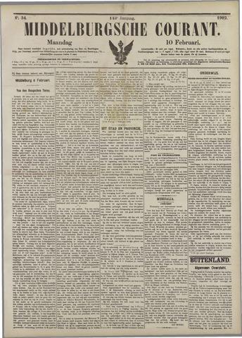 Middelburgsche Courant 1902-02-10