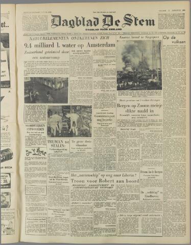 de Stem 1951-08-10