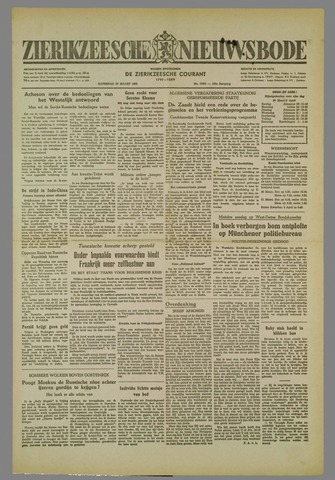 Zierikzeesche Nieuwsbode 1952-03-29