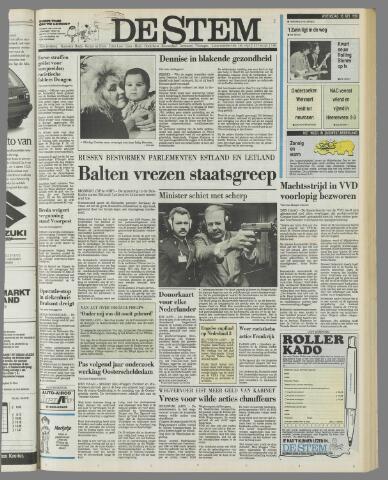 de Stem 1990-05-16