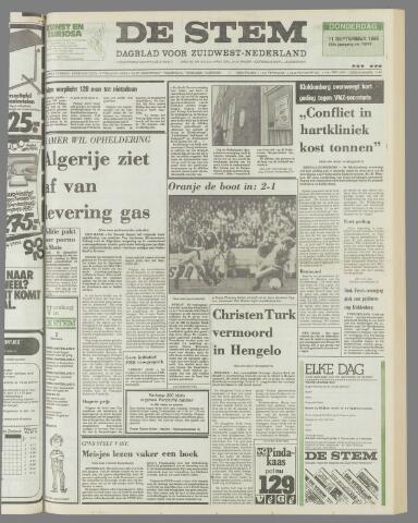 de Stem 1980-09-11