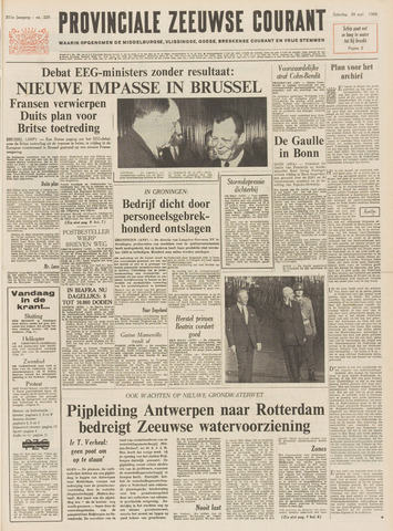 Provinciale Zeeuwse Courant 1968-09-28