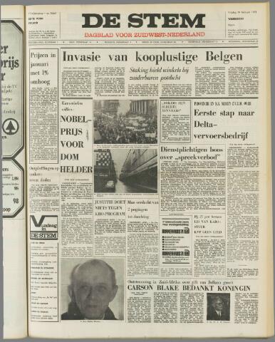 de Stem 1971-02-19