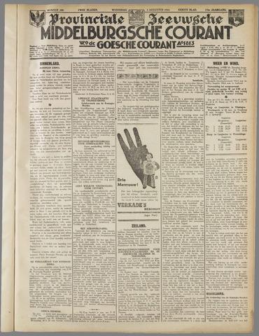 Middelburgsche Courant 1933-08-02